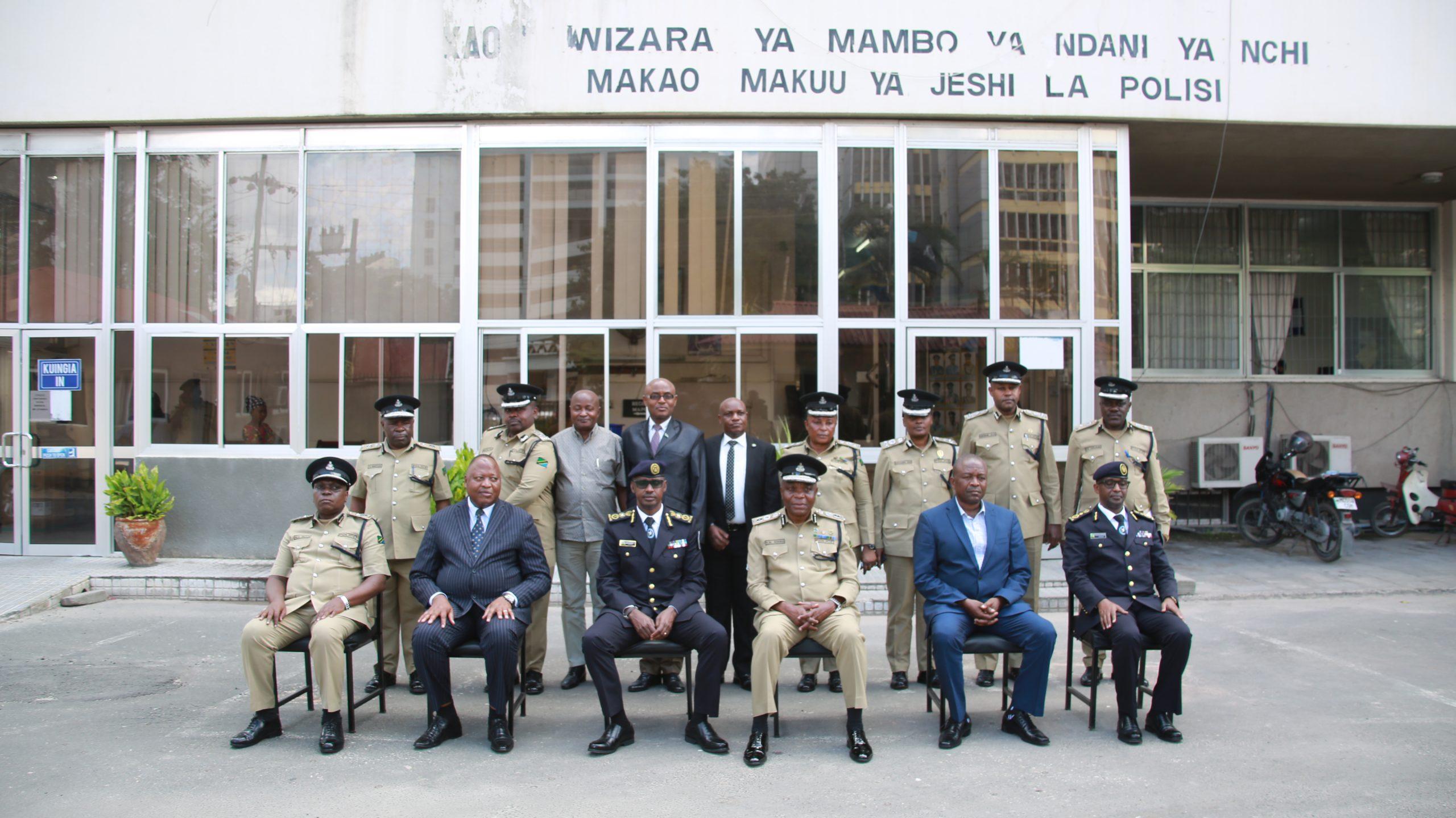 JESHI LA POLISI TANZANIA